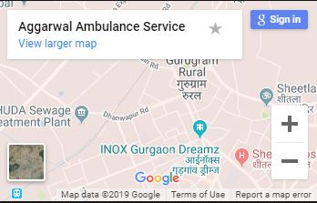 Ambulance Service in Delhi